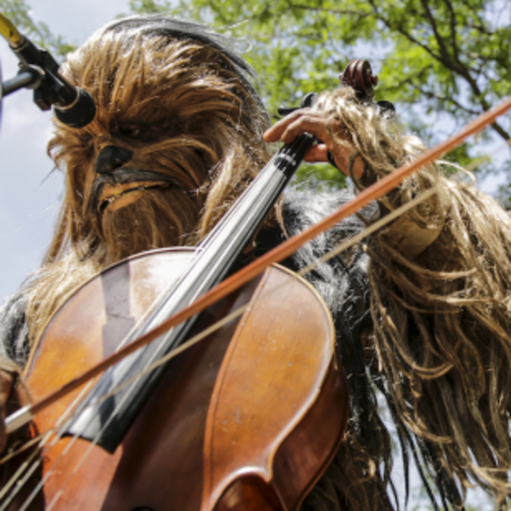 Wookiee Cellist Tour Dates