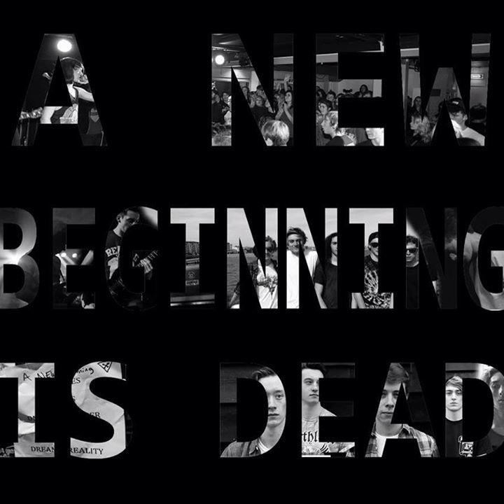 A New Beginning Tour Dates