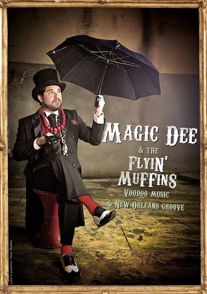Magic Dee & The Flyin' Muffins Tour Dates