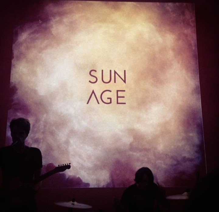 SUN AGE Tour Dates