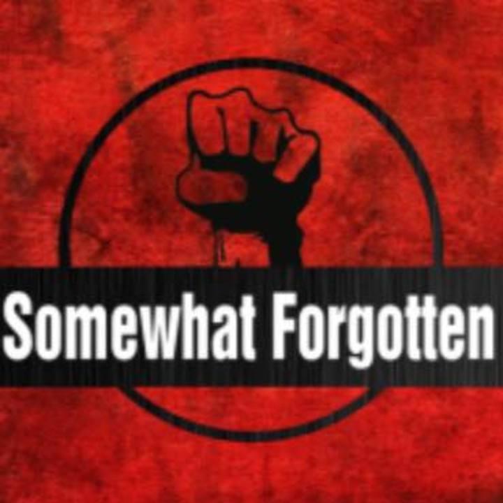 Somewhat Forgotten Tour Dates