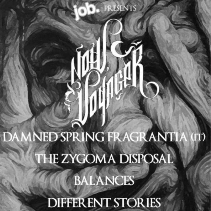 Different Stories Tour Dates
