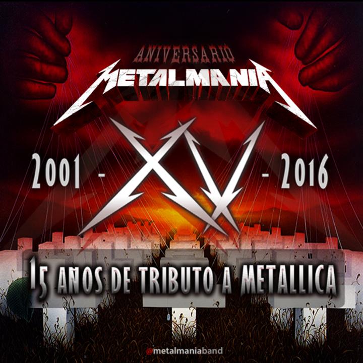 MetalmaniA (Tributo a Metallica) Tour Dates