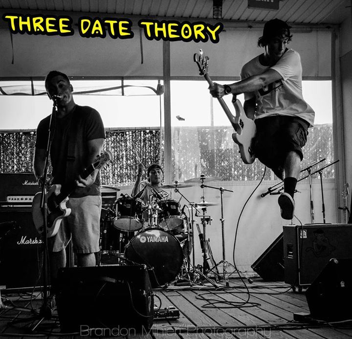 Three Date Theory Tour Dates