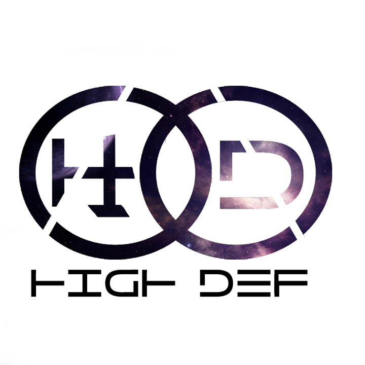 high def Tour Dates