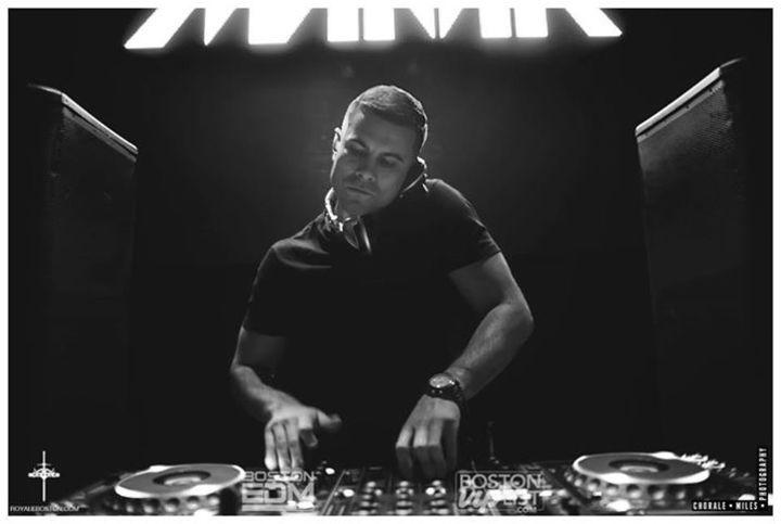 DJ MANNA Tour Dates