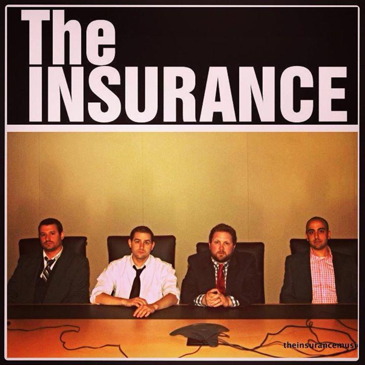 The Insurance Tour Dates