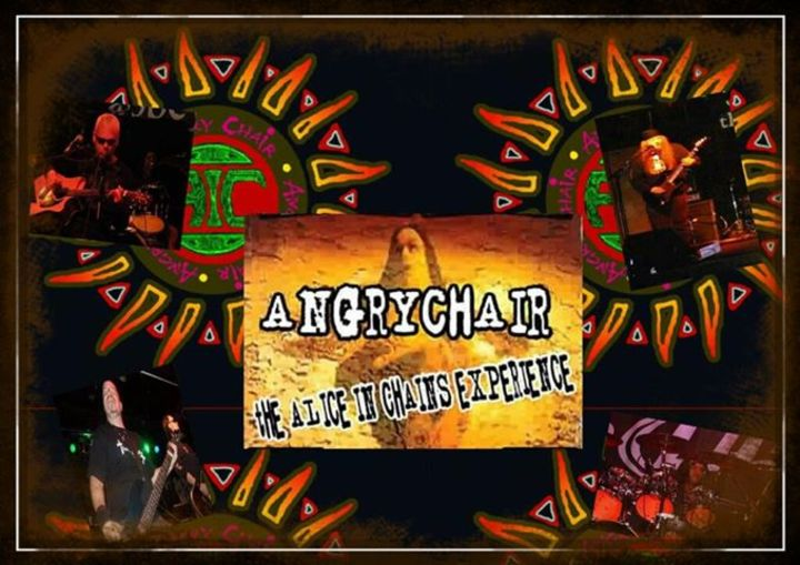 Angry Chair A Tribute to Alice in Chains Tour Dates