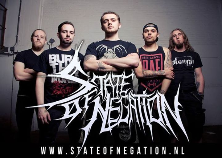 State Of Negation Tour Dates