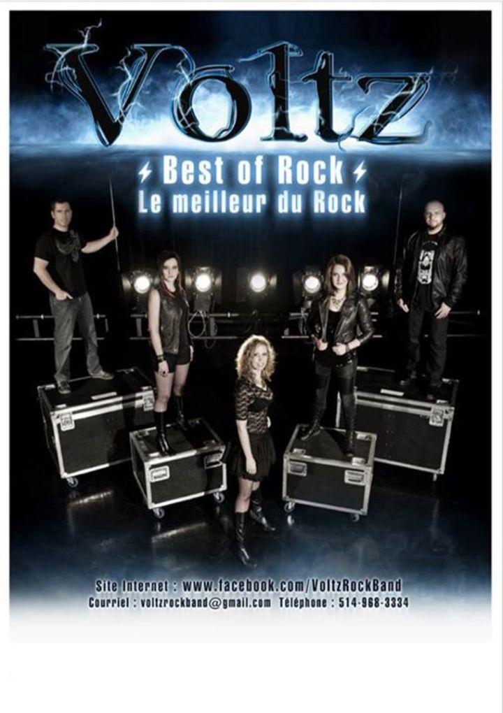 Voltz Rock Band Tour Dates