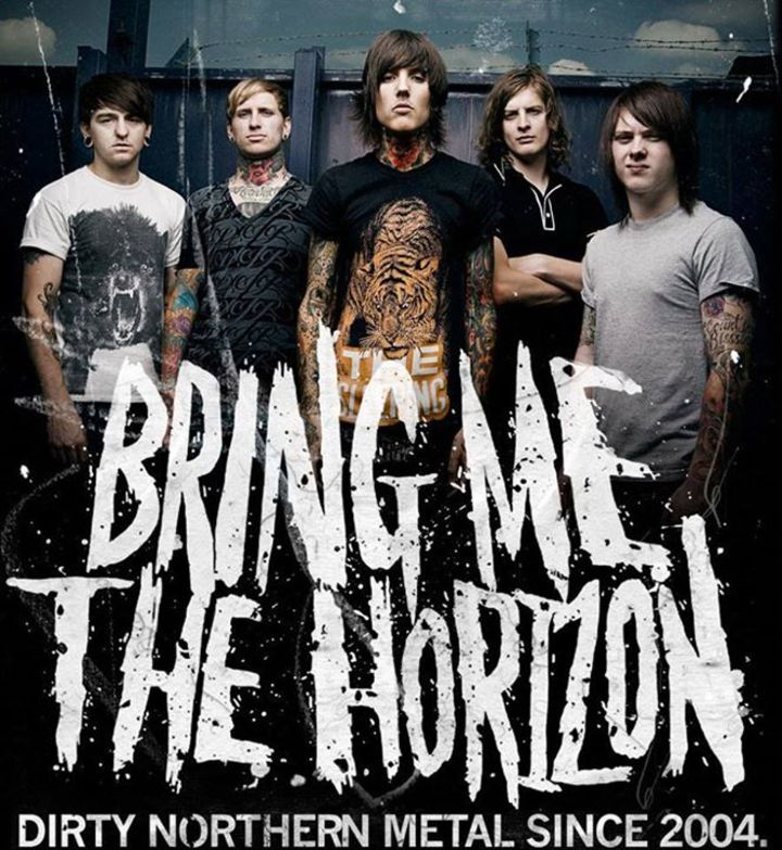 Fãs de Bring Me The Horizon Tour Dates
