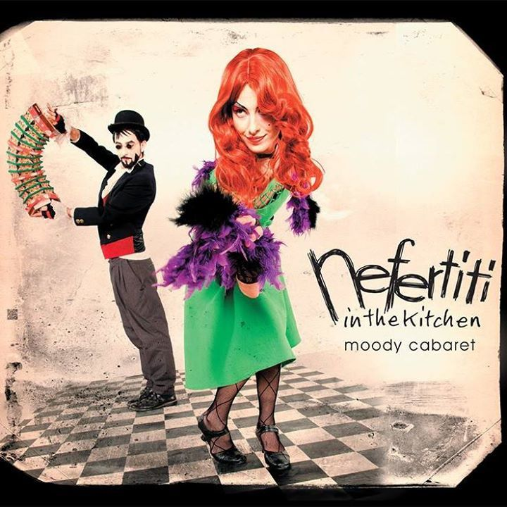 Nefertiti in the Kitchen Tour Dates