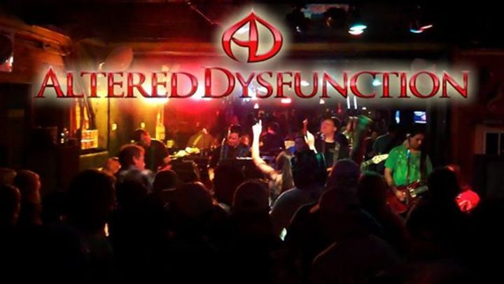 Altered Dysfunction Tour Dates