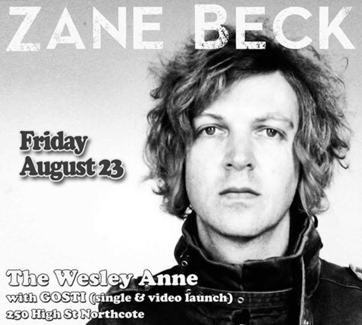 Zane Beck Music Tour Dates