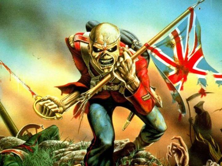 Eddie of Iron Maiden Tour Dates