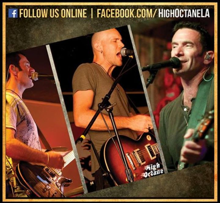 High Octane Tour Dates