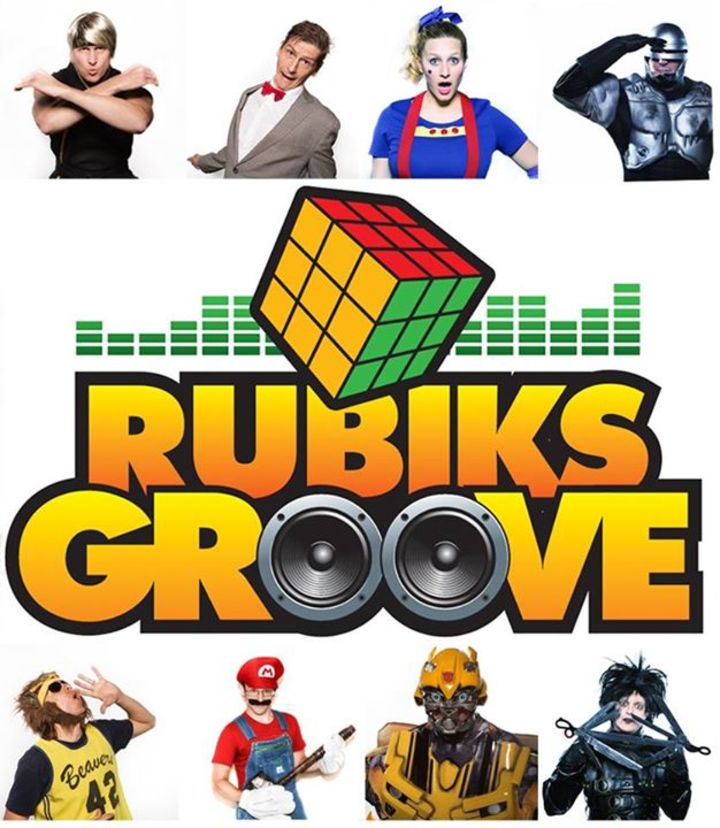 Rubiks Groove Tour Dates
