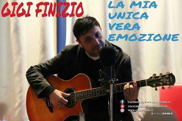 Gigi Finizio La Mia Unica Vera Emozione Tour Dates