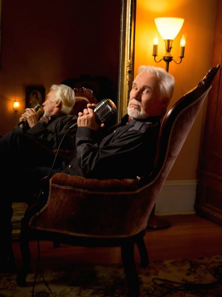 Kenny Rogers @ Broward Center for The Performing Arts - Fort Lauderdale, FL