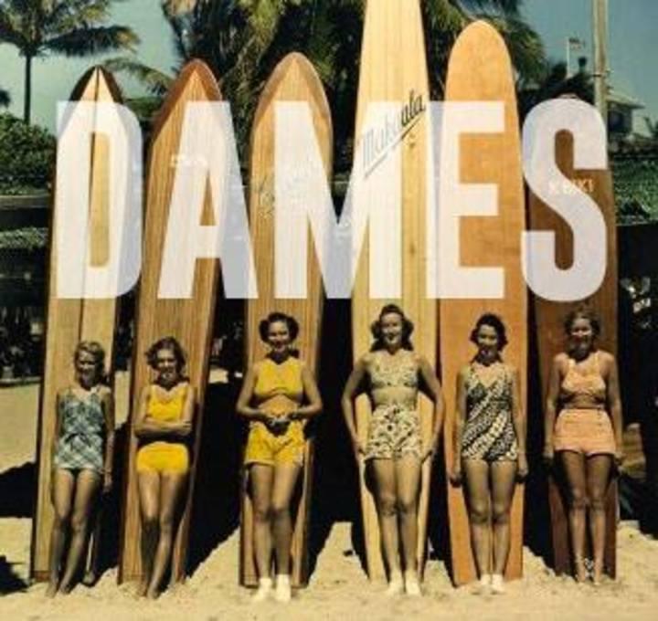 Dames Tour Dates