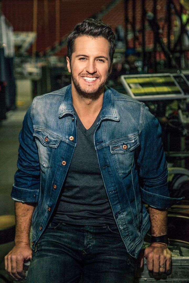 Luke Bryan @ Rock Crusher Canyon - Crystal River, FL