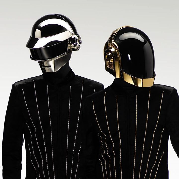 The World is Daft Punk Tour Dates