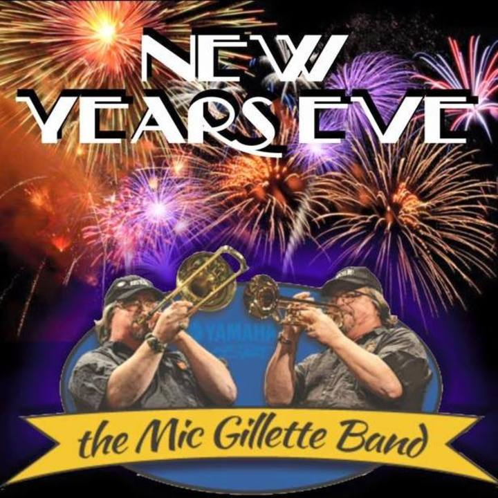 Mic Gillette Band - MGB Tour Dates