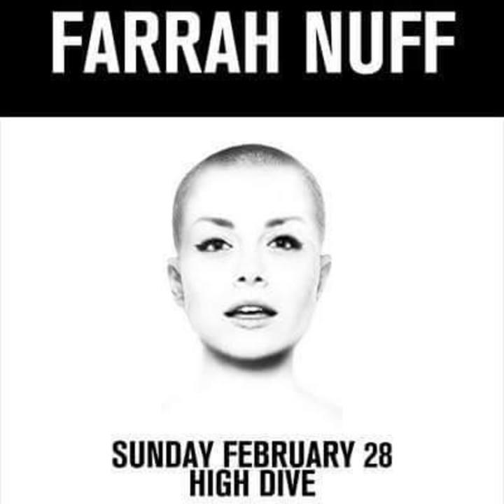 Farrah Nuff Music Tour Dates