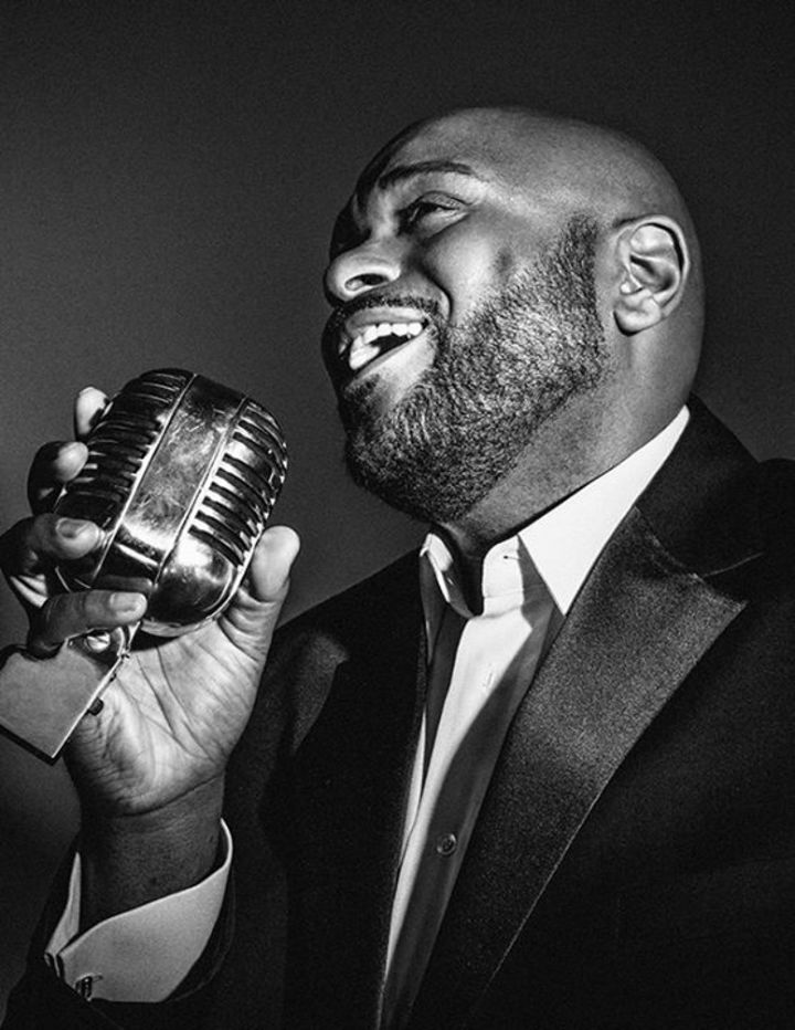 Ruben Studdard @ Cerritos Center for the Performing Arts - Cerritos, CA