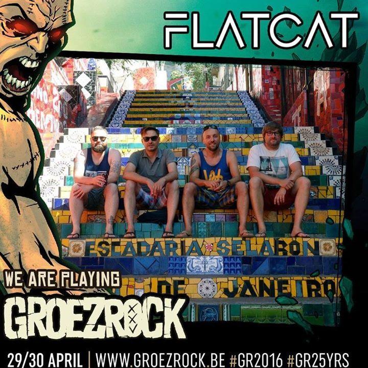 Flatcat Tour Dates