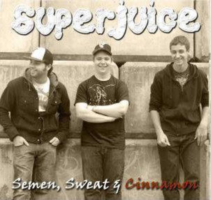 Superjuice Tour Dates