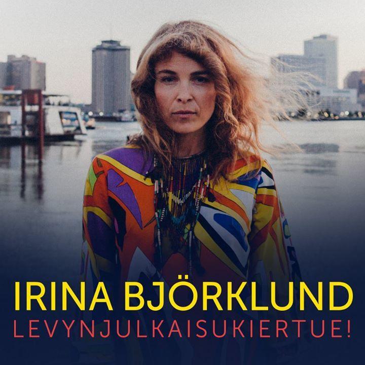 Irina Bjorklund Tour Dates