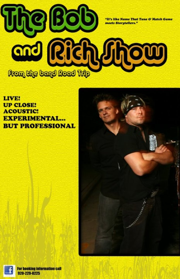The Bob & Rich Show Tour Dates