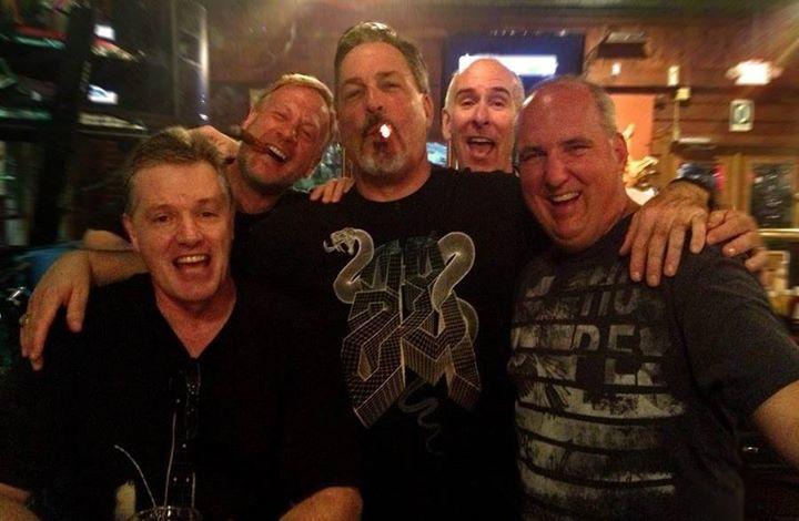 Flyer - Atlanta's best live classic rock Tour Dates