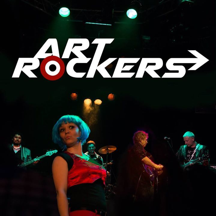 The Art Rockers Tour Dates
