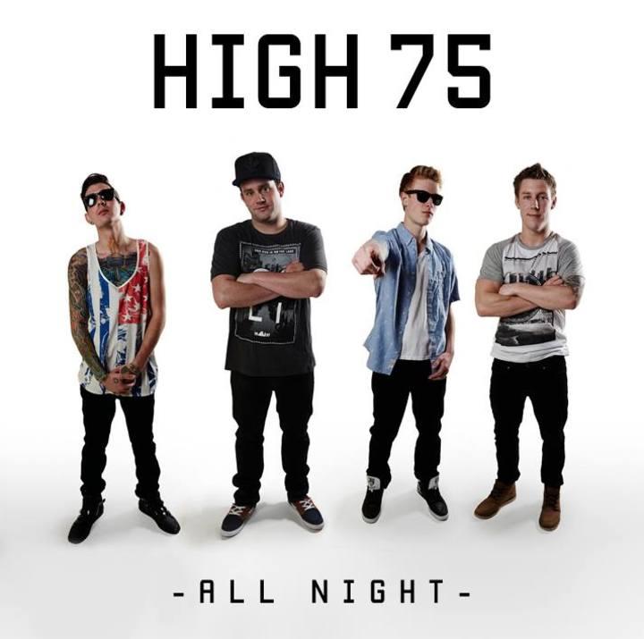 High 75 Tour Dates