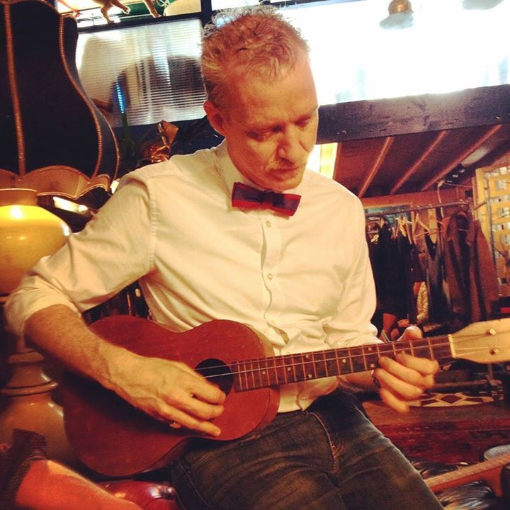 Chris Barron Tour Dates