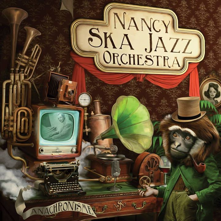 Nancy Skankin' Jazz Orchestra Tour Dates