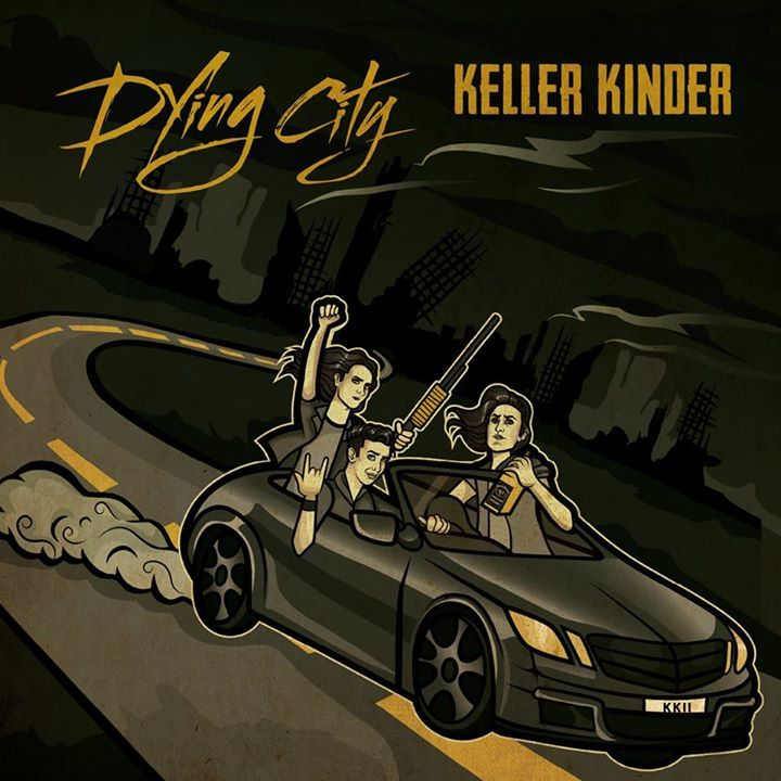 Keller Kinder Tour Dates