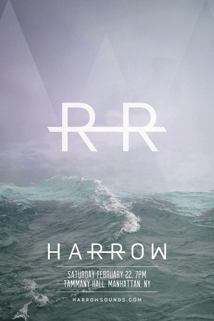 Harrow Tour Dates