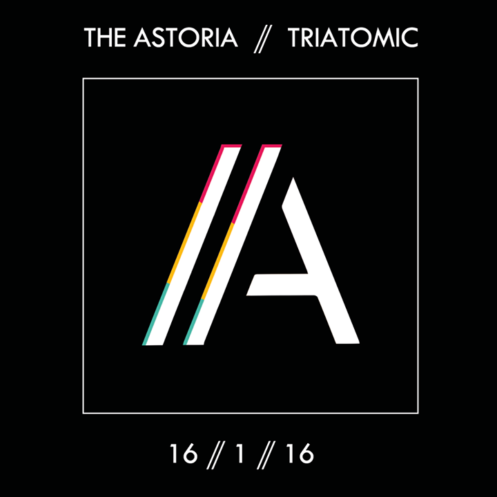 The Astoria Tour Dates