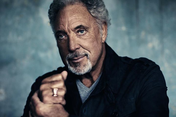 Tom Jones @ Paramount Theatre - Seattle, WA