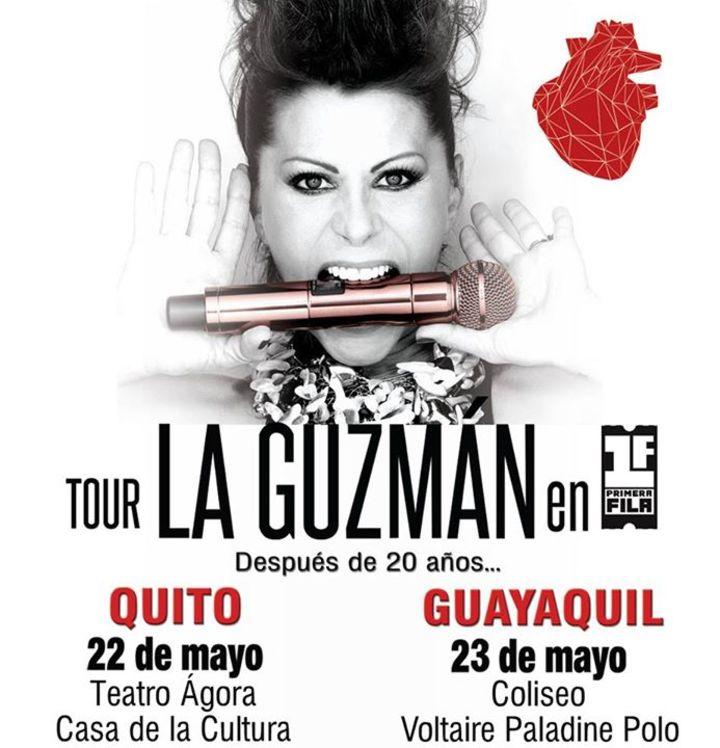 Queremos a Alejandra Guzman en Ecuador Tour Dates