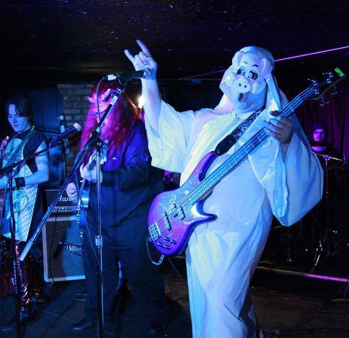 Reverend Poky Bunge Tour Dates
