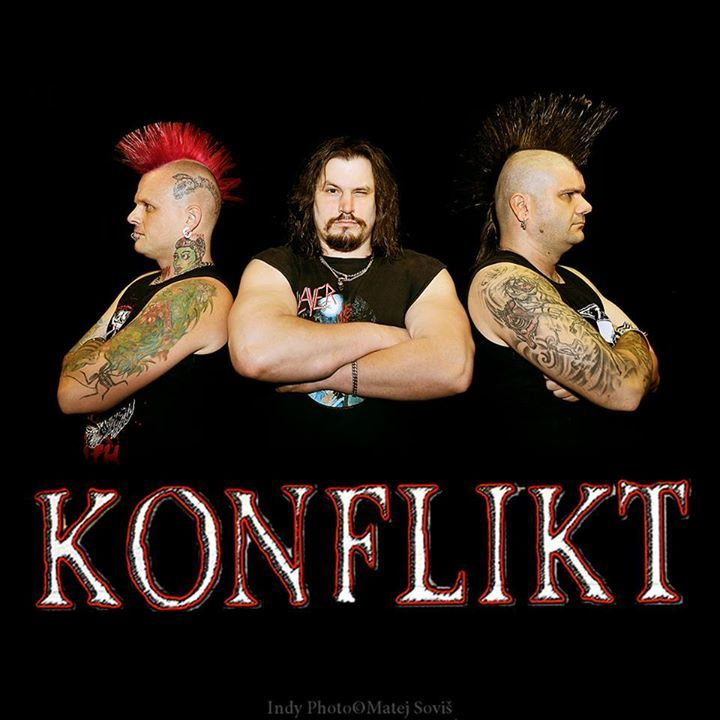 KONFLIKT,official Tour Dates