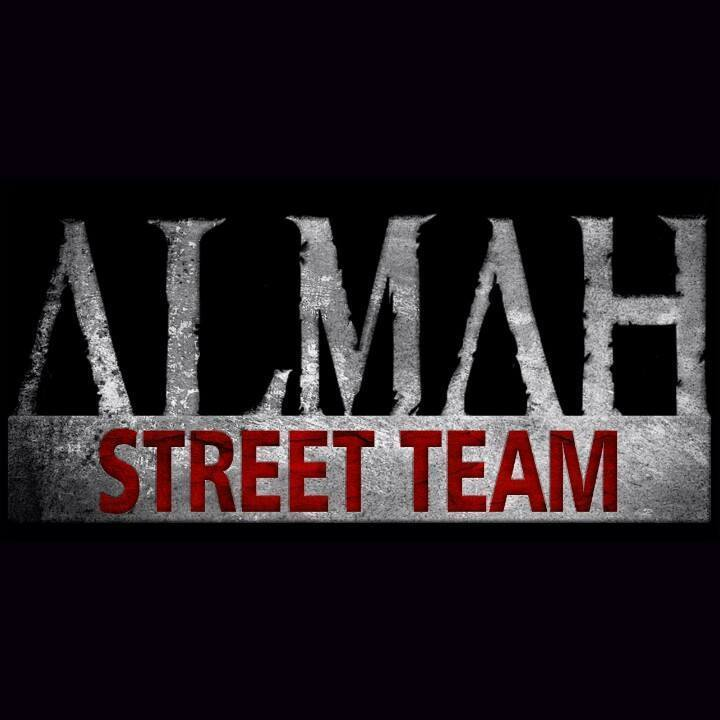 Street Team Almah Tour Dates