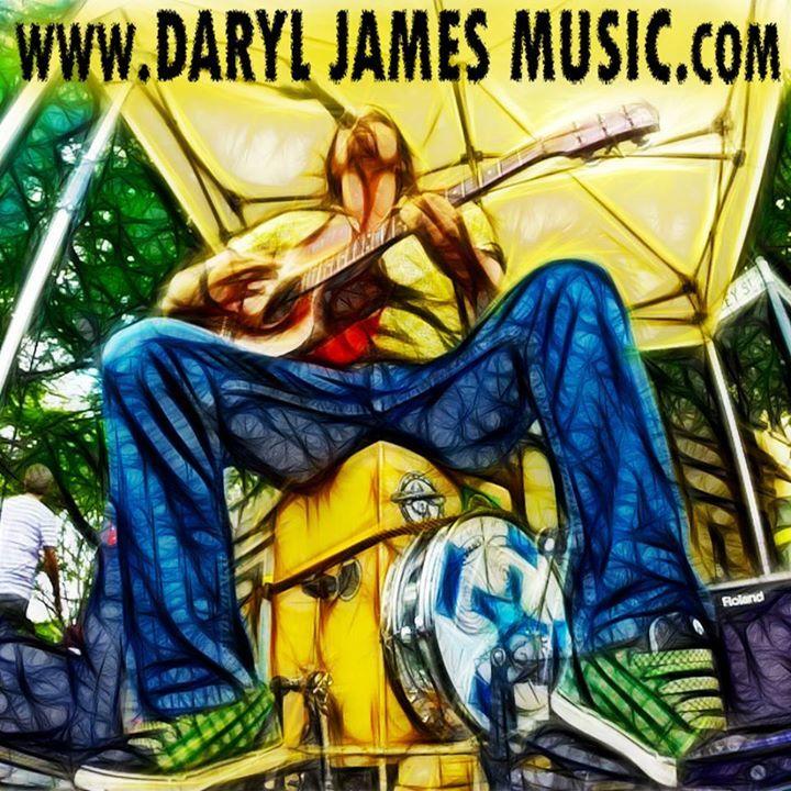 Daryl James Music Tour Dates