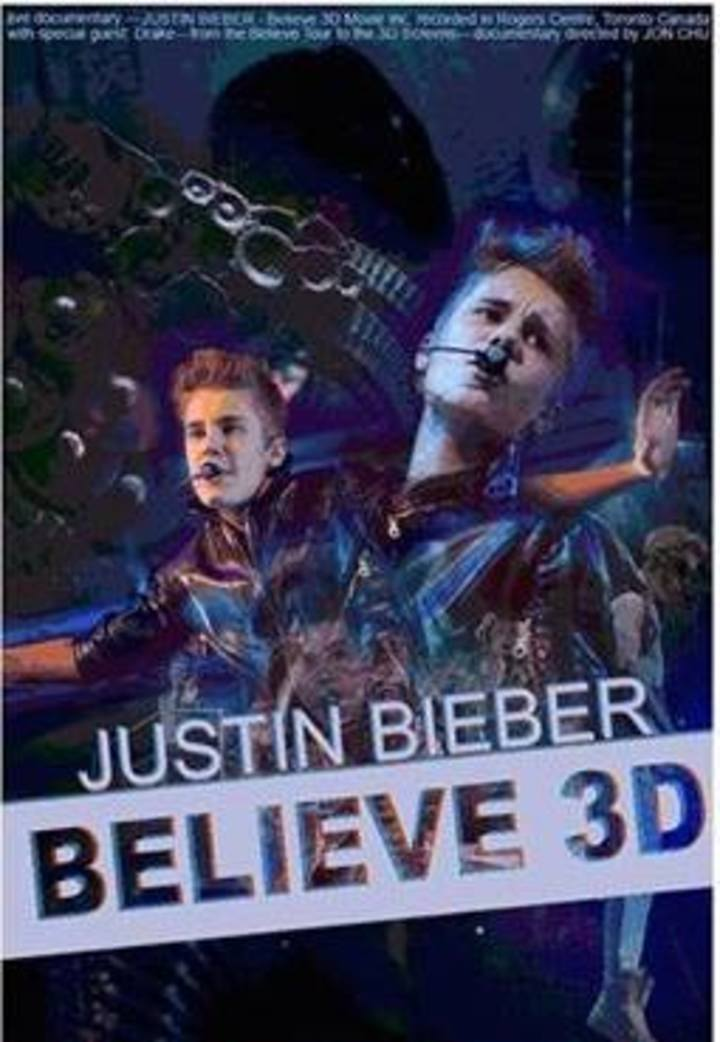 Believe 3D Tour Dates