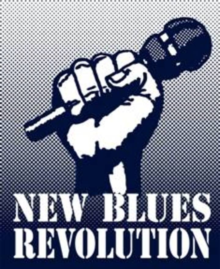 New Blues Revolution Tour Dates