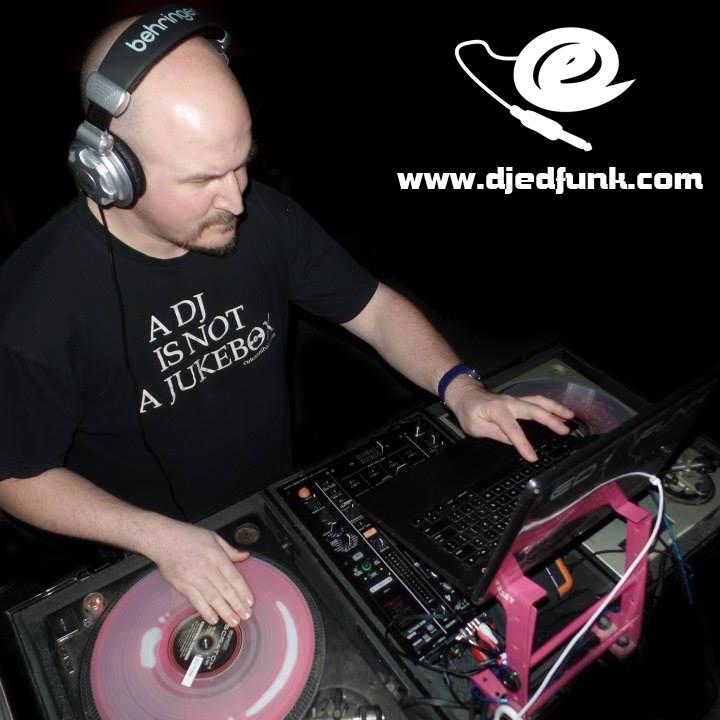 DJ Ed Funk Tour Dates